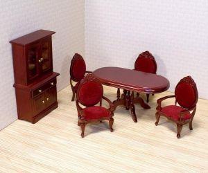 Melissa & Doug Мебель для столовой Викторианского Домика MD2586