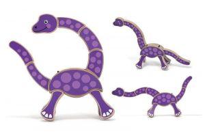 Головоломка Melissa&Doug - Динозавр, MD3072