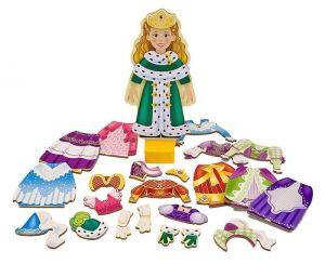 Магнитная одевалка Принцесса Элиза MD3553