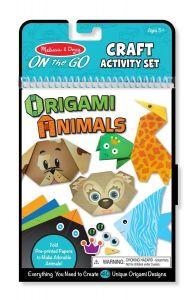 Набор оригами - Животные, Melissa & Doug