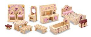 Melissa & Doug Набор мебели для замка принцессы MD13570