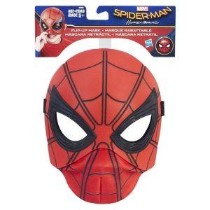 Маска Человека Паука пластик и ткань, Hasbro