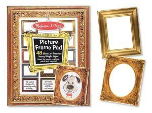 Набор для творчества Melissa & Doug Рамки для фотографий MD3767