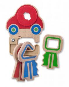Деревянная игрушка Детские ключики Melissa & Doug MD4022