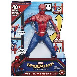 Большая электронная фигурка Человек Паук, Hasbro