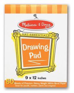 Блокнот для рисования 23х31 см Melissa & Doug