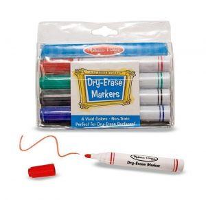 Набор маркеров (4 цвета) Melissa & Doug