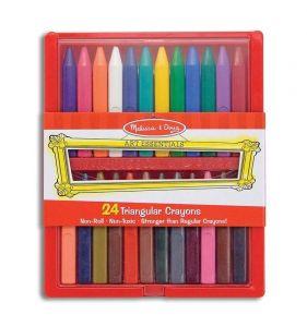 Мелки полимерные (24 цвета) Melissa&Doug MD4136