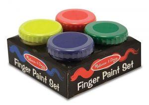 Пальчиковые краски, 4 шт Melissa & Doug