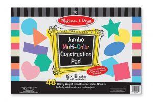 Набор цветного картона (48 листов) Melissa & Doug