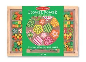 """Набор бусинок """"Цветочный сад"""" Melissa & Doug"""