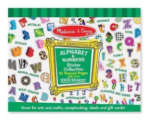 Альбом для рисования 23х30,5 см Melissa & Doug Sketch Pad