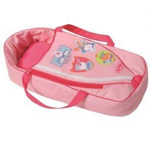Люлька-переноска для куклы BABY BORN 2 в 1 - СЛАДКИЕ СНЫ (с подушкой)