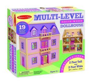 Деревянный Домик многоэтажный Melissa & Doug