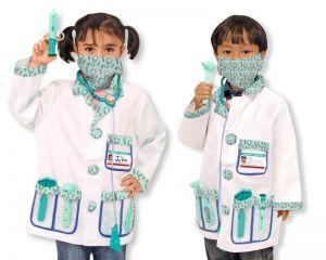 Карнавальный костюм Доктор, 3-6 лет Melissa & Doug