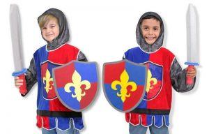 Карнавальный костюм Рыцарь от 3-6 лет Melissa & Doug