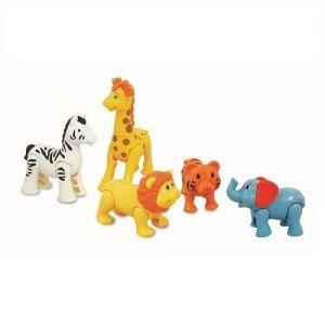 Игровой набор для малышей ДИКИЕ ЖИВОТНЫЕ Kiddieland