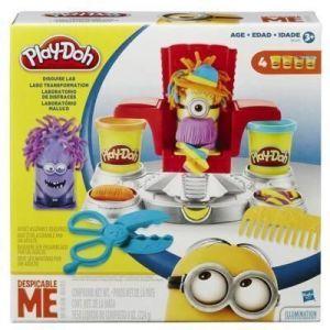 Play-Doh Игровой набор Миньоны в парикмахерской, B0495