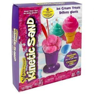 Набор песка для детского творчества KINETIC SAND ICE CREAM 283 г