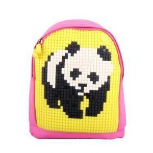 Рюкзак Upixel Junior розово-желтый
