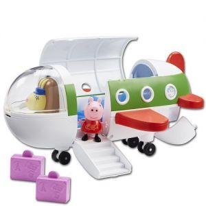 Игровой набор Peppa САМОЛЕТ ПЕППЫ (самолет, фигурка Пеппы)