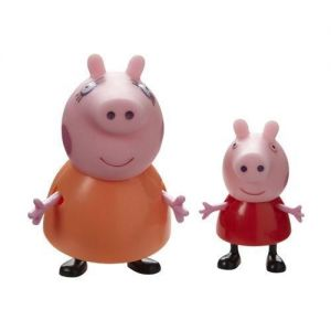 Набор фигурок Peppa СЕМЬЯ ПЕППЫ (Пеппа и Мама)