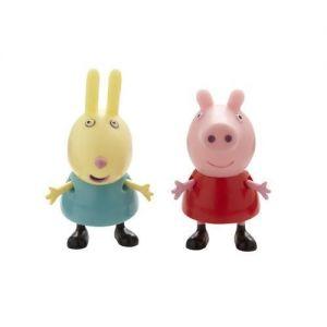 Набор фигурок Peppa - ПЕППА И ЕЕ ДРУЗЬЯ (Пеппа и Ребекка)