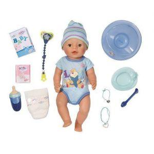 Кукла BABY BORN ОЧАРОВАТЕЛЬНЫЙ МАЛЫШ (43 см, с аксессуарами)