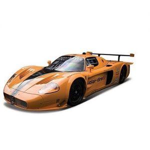 Автомодель MASERATI MC12 Bburago (оранжевый, 1:24)