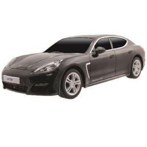 Автомодель PORSCHE PANAMERA GTS 1:26 (ассорт. черный, красный, свет, звук, инерц.)