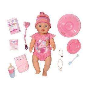 Кукла BABY BORN ОЧАРОВАТЕЛЬНАЯ МАЛЫШКА (43 см, с аксессуарами)