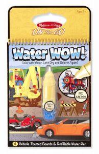Волшебная водная раскраска Транспорт Melissa & Doug MD15375