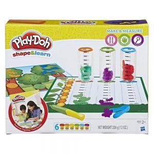 Игровой набор СДЕЛАЙ И ИЗМЕРЬ Play-Doh Hasbro