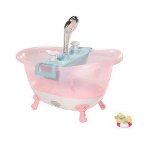 Интерактивная ванночка для куклы BABY BORN ВЕСЕЛОЕ  КУПАНИЕ (свет, звук)