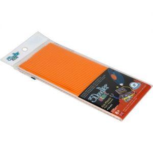 Набор стержней для 3D-ручки цвет оранжевый, 24 шт)