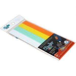 Набор стержней для 3D-ручки МИКС 24 шт
