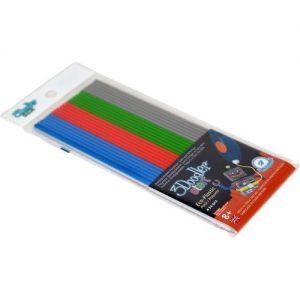 Набор стержней для 3D-ручки МИКС 24 шт.