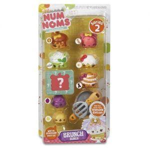 Набор ароматных игрушек NUM NOMS S2 БРАНЧ  (6 намов, 2 нома, с аксессуарами)