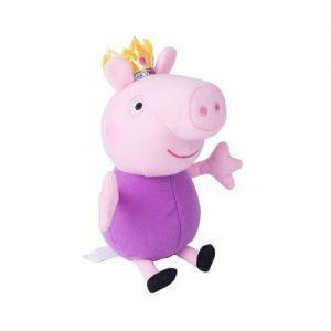 Мягкая игрушка ДЖОРДЖ ПРИНЦ (20 см), Свинка Пеппа