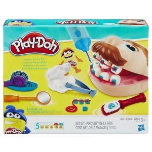 Play-Doh Мистер Зубастик Hasbro обновленный