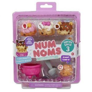Набор ароматных игрушек NUM NOMS S3 ПОНЧИКИ