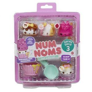 Набор ароматных игрушек NUM NOMS S3 - МАРШМЕЛЛОУ