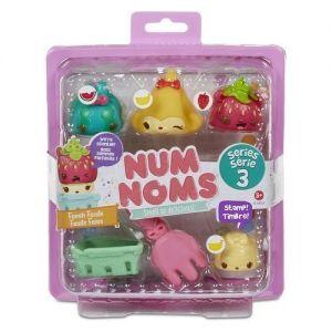 Набор ароматных игрушек NUM NOMS S3 ОВОЩИ & ФРУКТЫ