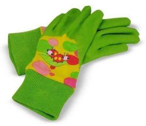 """Детские садовые перчатки прорезиненные """"Божьи коровки Молли и Болли"""" Melissa & Doug"""