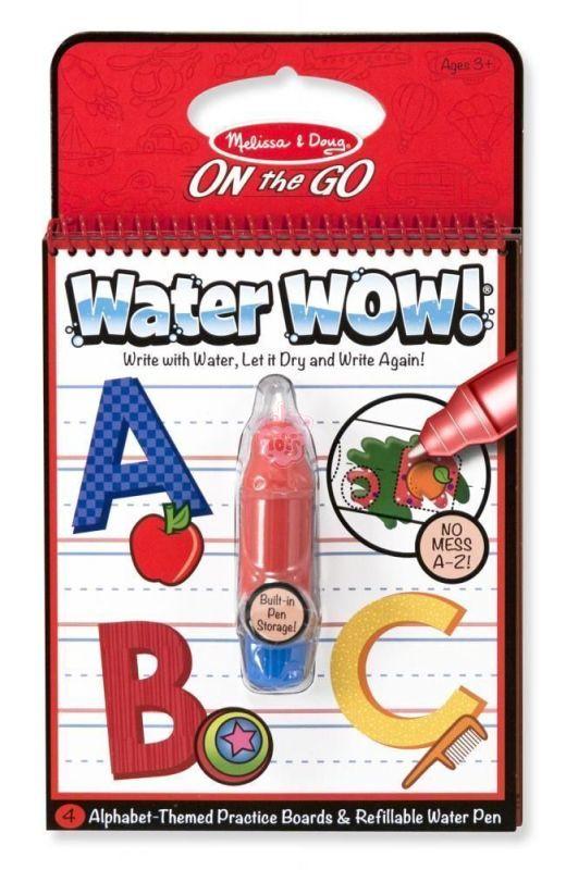 Купить волшебная водная раскраска алфавит melissa & doug ...