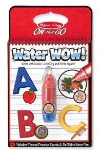Волшебная водная раскраска Алфавит Melissa & Doug MD5389