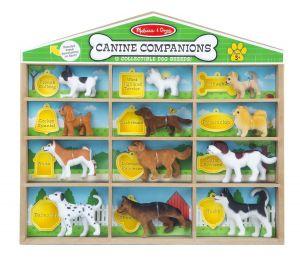Игровой набор - Собачья компания, Melissa & Doug