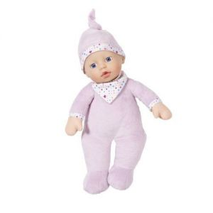 Кукла BABY BORN FIRST LOVE ЛЮБИМАЯ КРОХА (30 см, с погремушкой внутри)