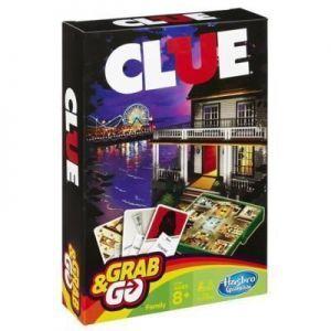 Дорожная игра Hasbro Клуэдо