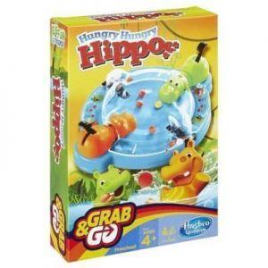 Дорожная игра Hasbro Голодные бегемотики